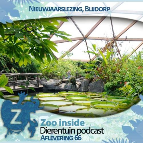 Zoo Inside #66 - Blijdorp nieuwjaarslezing
