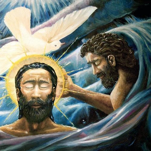Sunday 12 January 2020 (1A20 Baptism)
