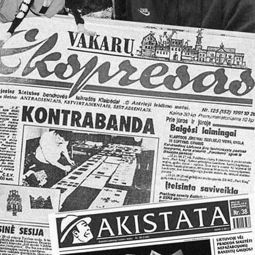 VELOPEAK500 pirate radio #2: KONTRABANDA mixtape