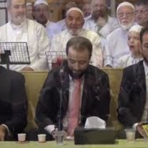 عليك صلاة الله وسلامه / والله ماحول عن حب أحمد / المنشد محمد برنية / جلسة الأنوار 20/7/2019
