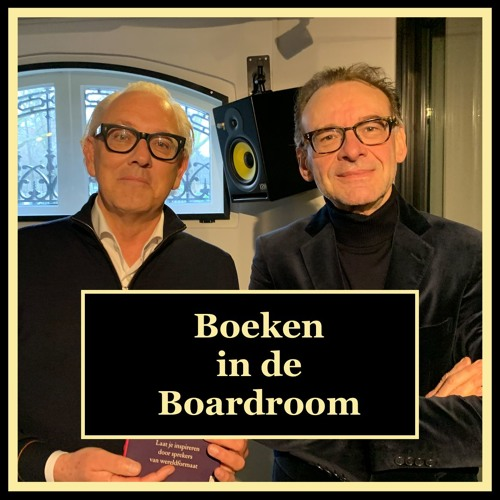 Boeken in de Boardroom met Jan Driessen
