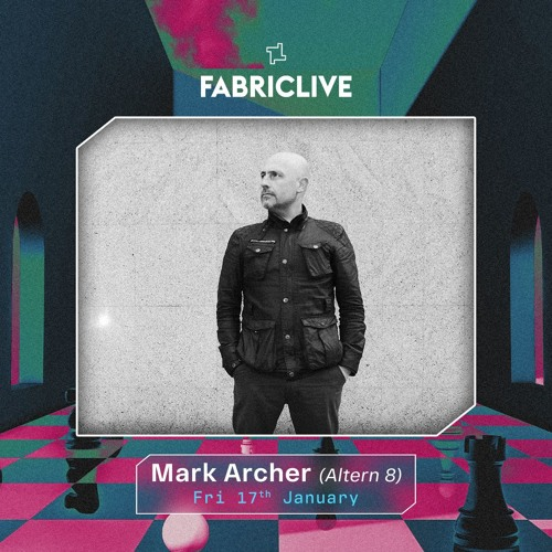 Mark Archer FABRICLIVE x Stanton Sessions Promo Mix