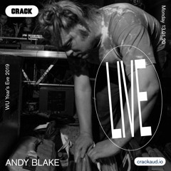 Live at WU Year's Eve: Andy Blake