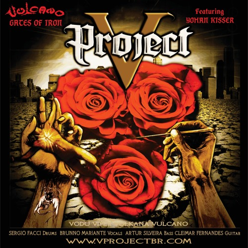 Gates Of Iron - Vulcano by V Project