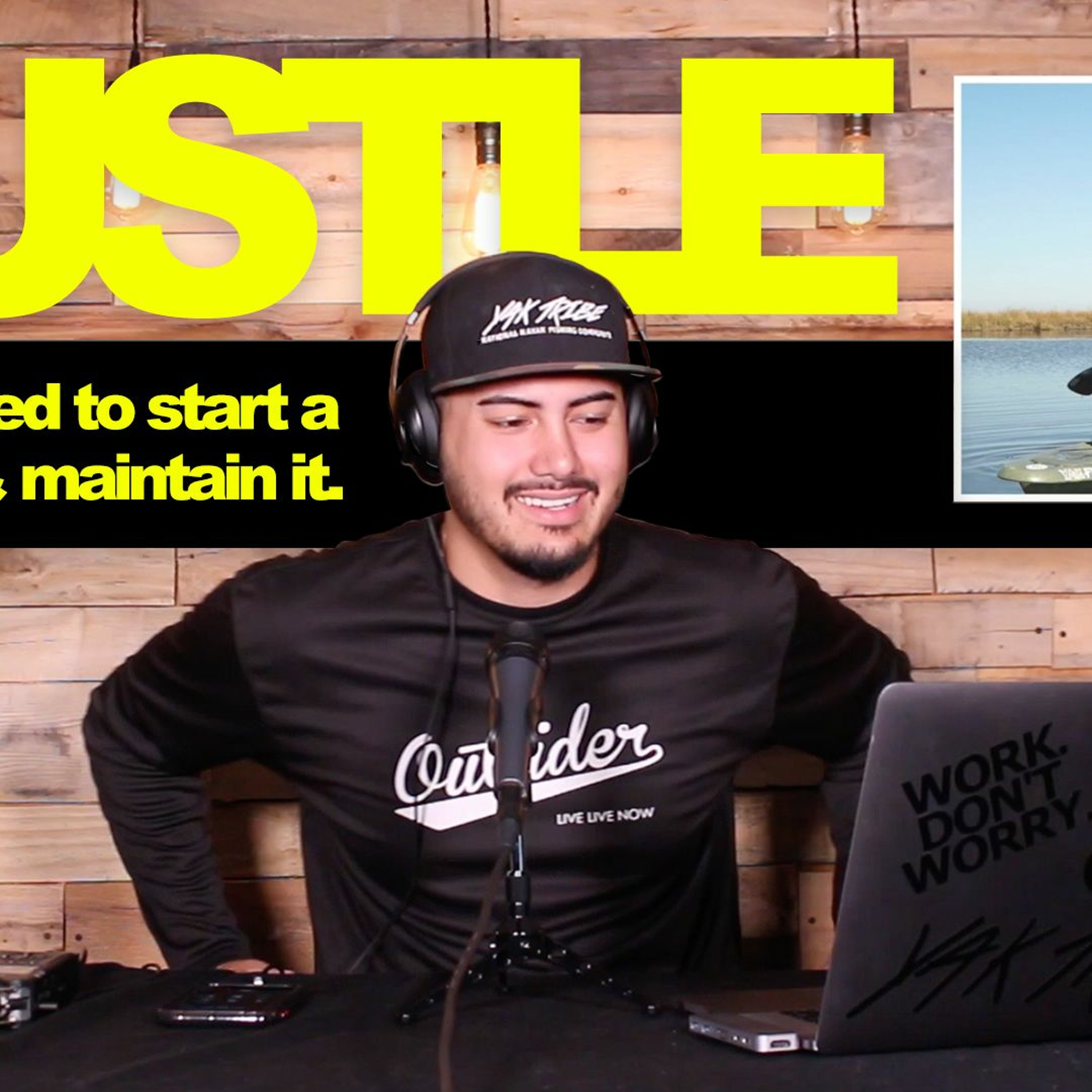 YTKS 013 - Skills you need for a SIDE HUSTLE with Rex Del Rey ?