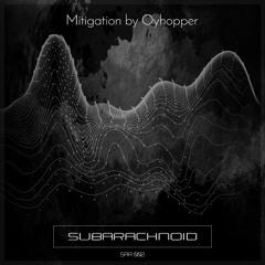 Mitigation by Oyhopper - A Subarachnoid release - SAR002