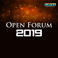 OPEN FORUM 2019 (S3 EP 18) - 29/12/2019 (MORAL FREEDOM AND POST POST-MODERNISM WORLD 1) Artwork
