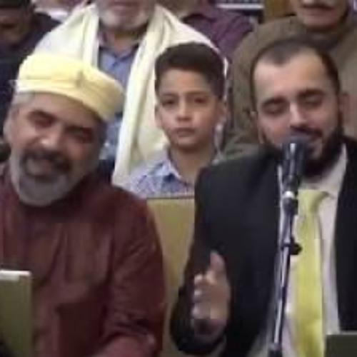 حب النبي والآل ديني / المنشدين أ . محمود الحمود أ . محمود الحمود / جلسة الأنوار