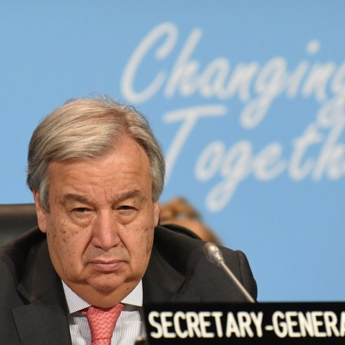 UNSG Guterres in Closed Meeting in Geneva Late 2018 Leaked to Banned Inner City Press