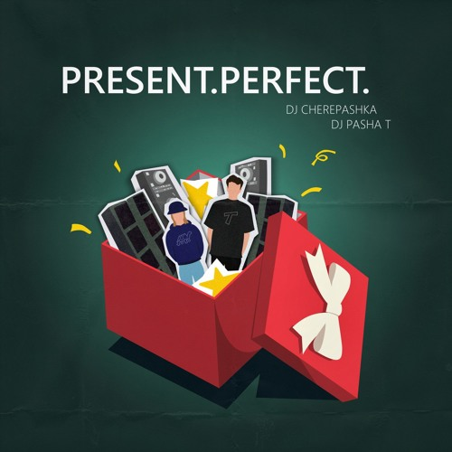 dj Cherepashka & dj Pasha_T - Present.Perfect (Hip-Hop MXTP Preview)