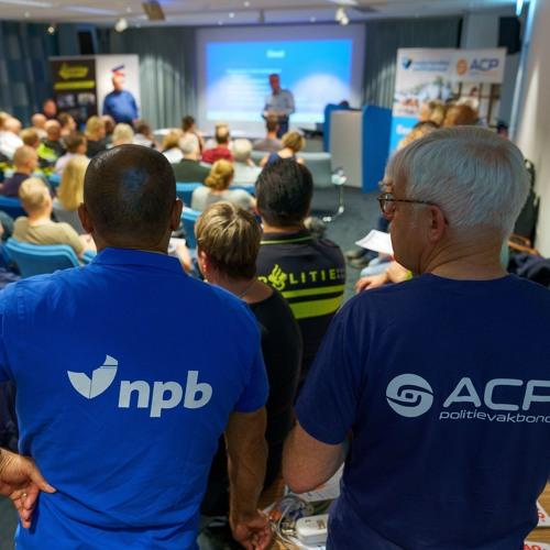Podcast samenwerking ACP-NPB
