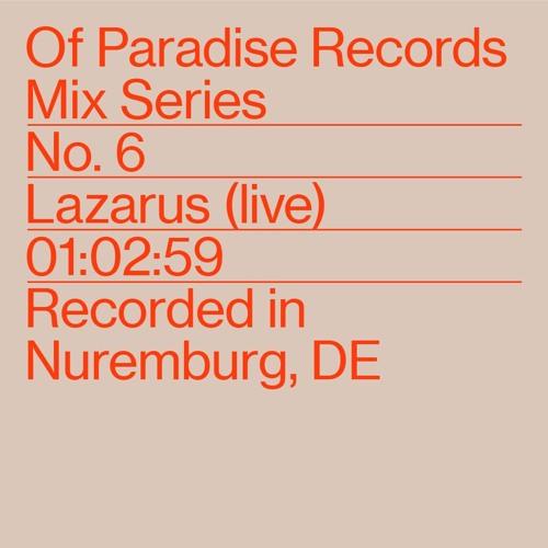 OP Mix 06 - Lazarus