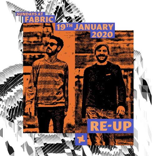 Re-UP Sundays at fabric x Where We Met Promo Mix