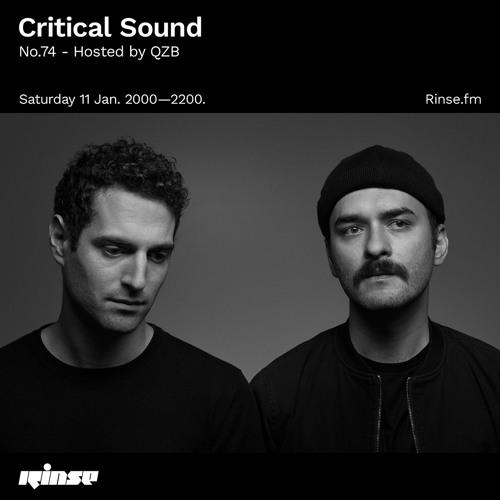 QZB - Critical Music Rinse FM (11-01-2020)