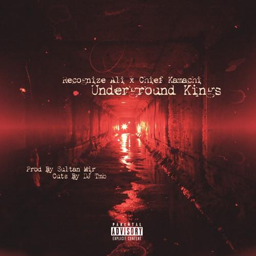 REC ALI X CHIEF KAMACHI - UNDERGROUND KINGS (Prod By Sultan Mir)cuts by Dj Tmb