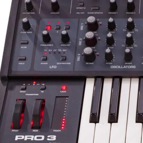 Pro 3 Sound Design