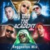 DJ Dio P - Rich Music - The Academy Mix (DIrty) Portada del disco