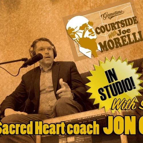Courtside with Joe Morelli S2 E2: Sacred Heart's Jon Carroll