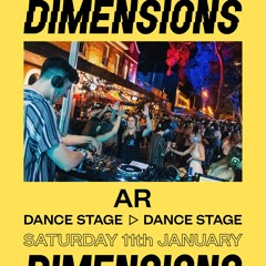 DANCE MIX - DIMENSIONS 07