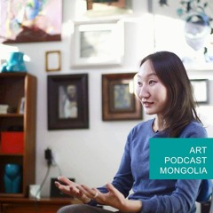 """Нью-Йоркын """"Рубины урлагийн музей""""-д дадлагажигчаар ажиллаж буй куратор П.Мягмарцэрэн /ЖИНА/"""