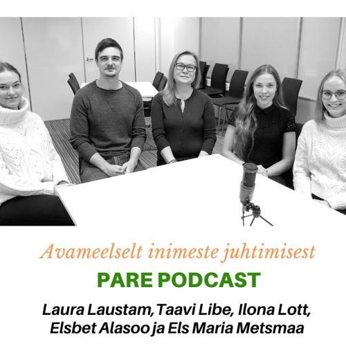 PARE podcast: Avameelselt inimeste juhtimisest! #13