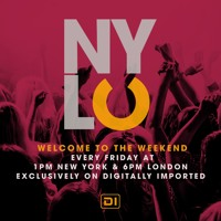 DJ Aristocrat - Welcome To The Weekend 218  - DI.FM 20.12.2019 Artwork