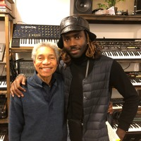 Dev Hynes (Blood Orange) with Beverly Glenn-Copeland Artwork
