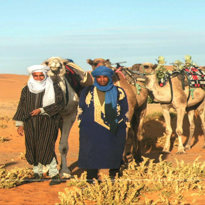 BUBO cestovanie: Maroko