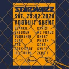 Exclusive KYRIST Star Warz promo mix