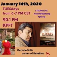 Updating Quixote: Octavio Solis author of RETABLOS and QUIXOTE NUEVO Artwork