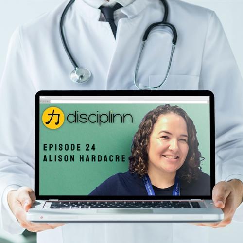 E24 | Alison Hardacre | Tech Entrepreneur | Global SaaS | Healthcare | Halaxy