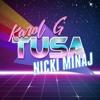 Karol G & Nicki Minaj - Tusa (GRGE Retro Mix)