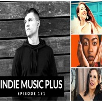 Indie Music LIVE! 191 | Brad Jones, Emma G, Ridley Victoria (A Tribute to), Andrea Desmond Artwork