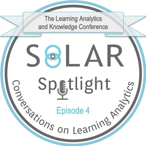 Episode 04: The Learning Analytics and Knowledge Conference
