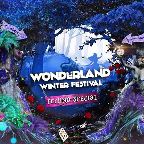 Cynthia Spiering @ Wonderland Winter Festival - Techno Special