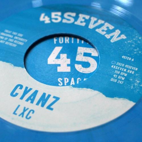 "LXC - Cyanz (45720, 7"", 2020)"