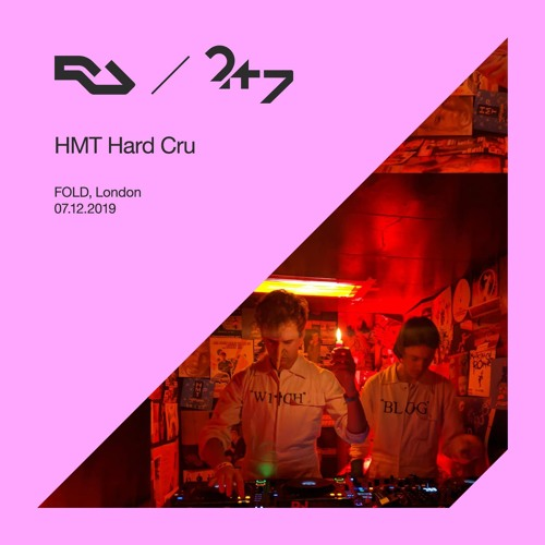 RA Live - 7.12.2019 - HMT Hard Cru, twentyfour/seven London, FOLD