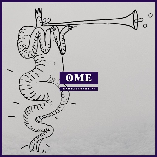 "Ōme - ""Magia Negra""(live set) for RAMBALKOSHE"