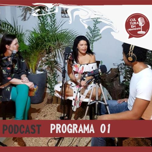 CULTURA EM MOVIMENTO - EP 01 (Entrevista com a produtora de cinema Eva Pereira)