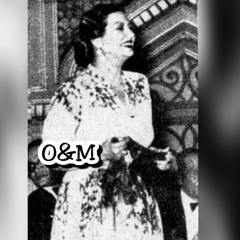 أم كلثوم - سهران لوحدي || حفل 1952