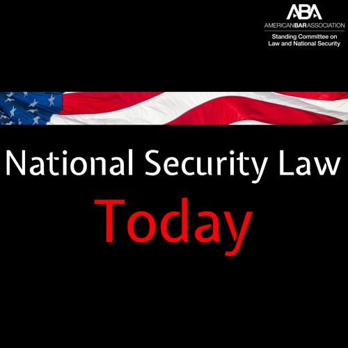 A Discussion with NSA General Counsel Glenn Gerstell