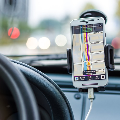 Inventing GPS