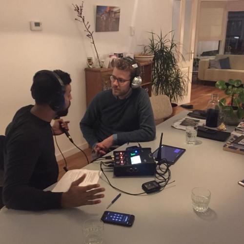 Interview Maarten Dallinga in Nieuws en Co, NPO Radio 1
