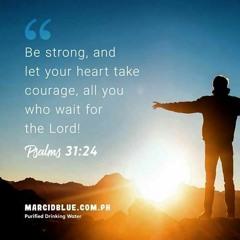 لتتشدد قلوبكم يا جميع المنتظرين الرب - الأب دانيال