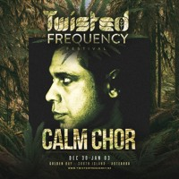 Twisted Frequency Calm Chor 2020 Artwork