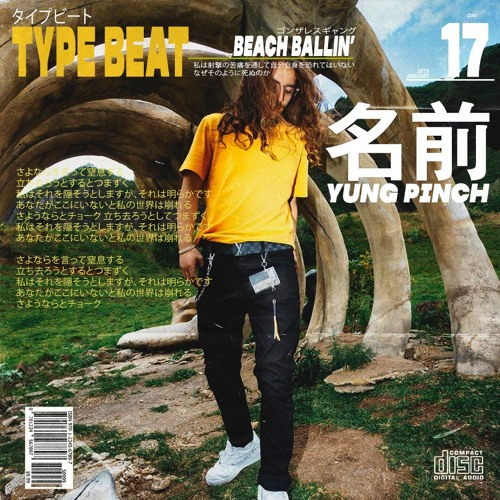 Beach Ballin   Yung Pinch Type Beat