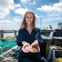 FAO Podcast - Blue innovators: Plastic made from fish