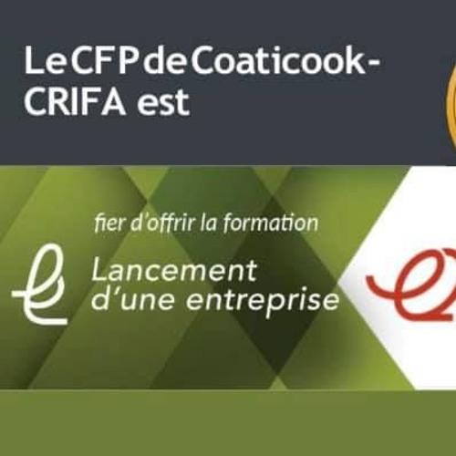 CRIFA - Lancement D'une Entreprise - 16 Janvier 2020 - Patou PM- 96,7 CIGN FM