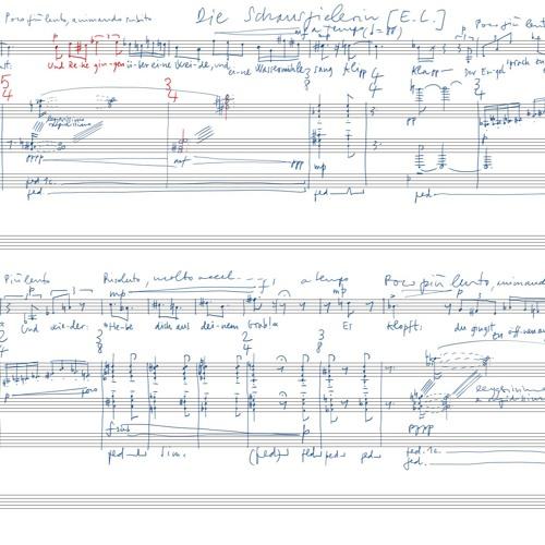 Sechs Grabschriften - S. Klußmann, A. Ovieto, A. Vidolin - live, Padua - 26.11.19