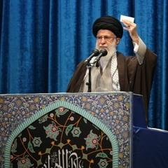 الإمام الخامنئي يخاطب الشعوب العربية بلغتها ويؤكد أن جزاء أمريكا إخراجها من المنطقة